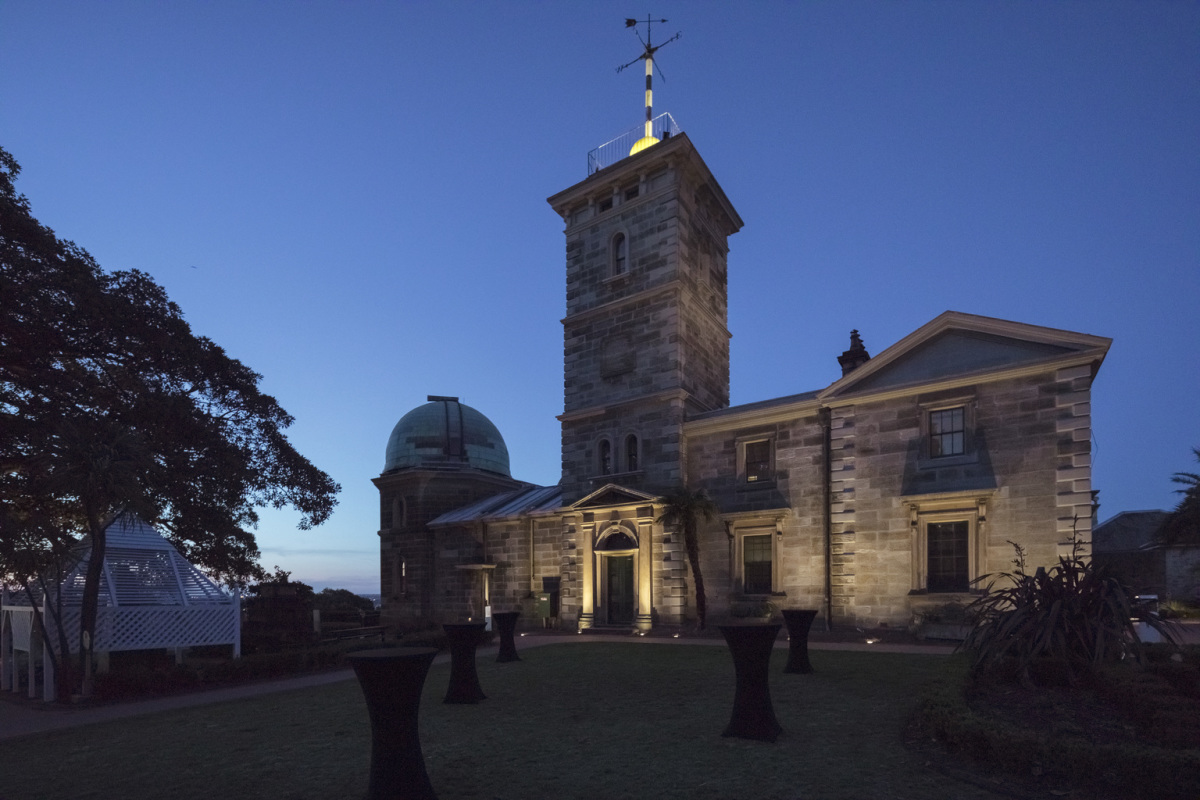 Sydney Observatory. Museum of Applied Arts & Sciences. Photography: Jackie Chan, Sydney.