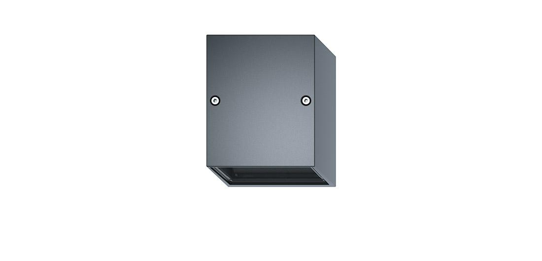 ext rieur appareils d 39 clairage de fa ade kubus. Black Bedroom Furniture Sets. Home Design Ideas