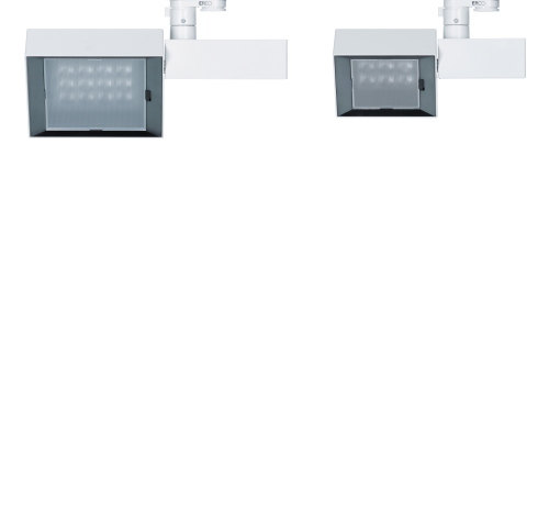 Opton - Small luminaire dimensions