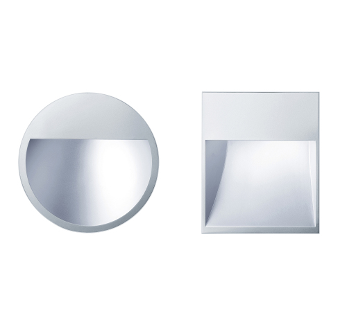 Floor washlights round - Available in round or square