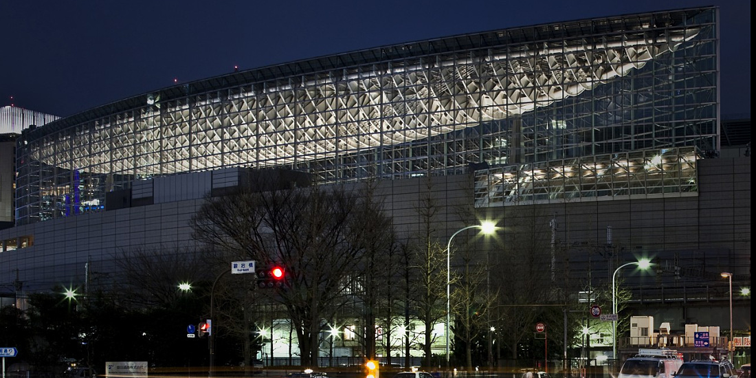 Tokyo International Forum Relighting 2010