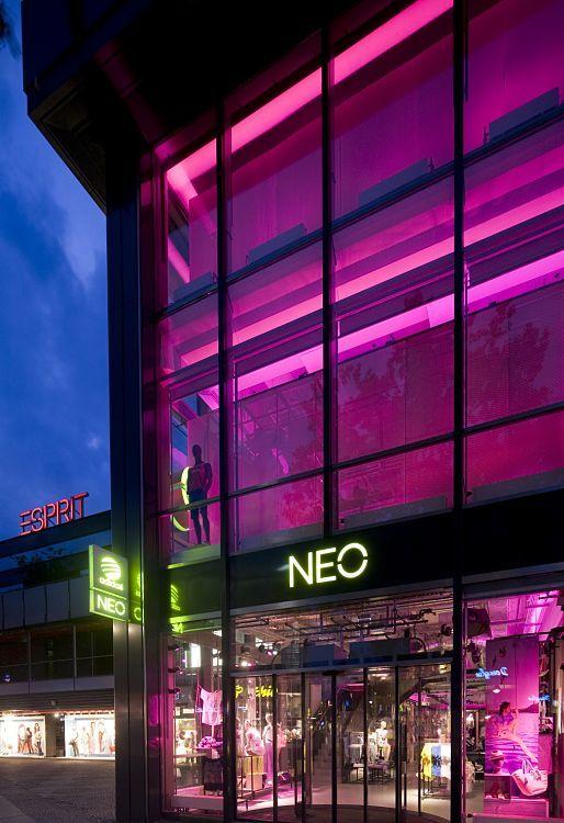 Projekte - Shop - adidas NEO Store, Tauentzienstrasse