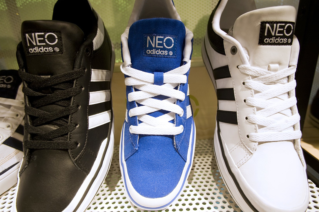 Projects - Shop - adidas NEO Store, Tauentzienstrasse   ERCO