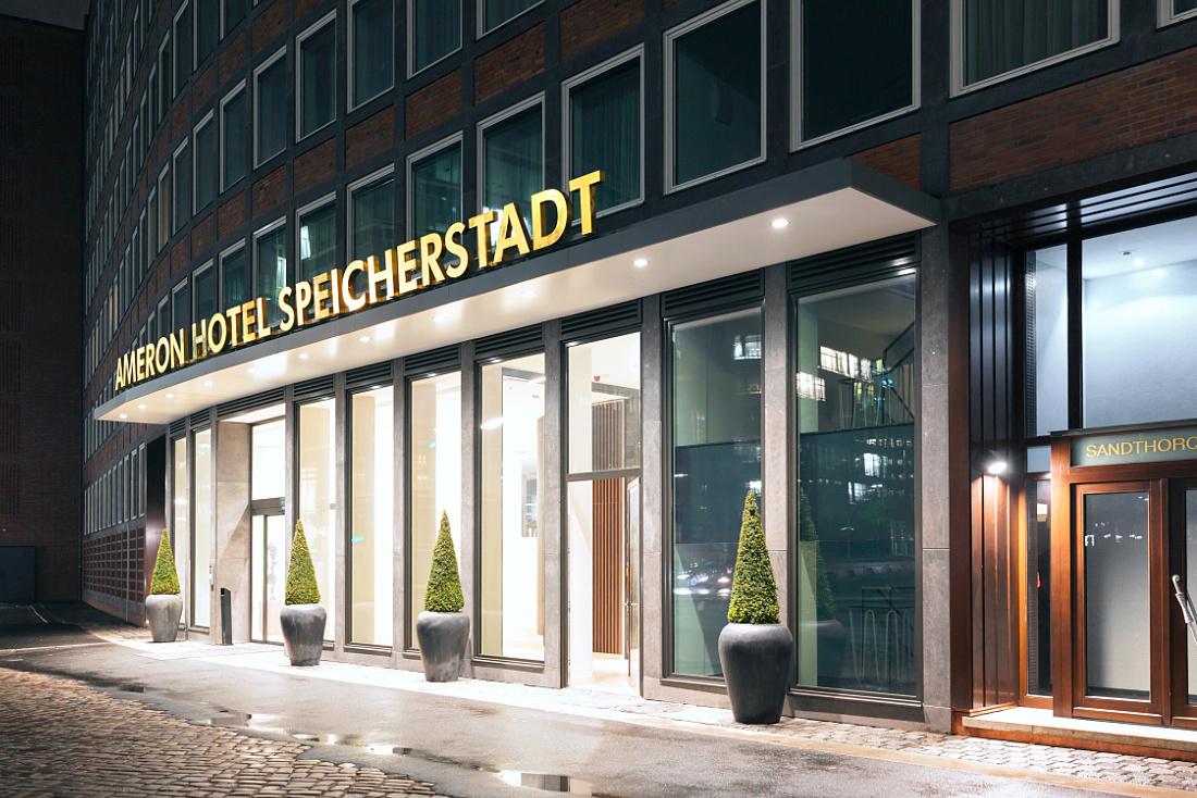 Projects - Hospitality - Ameron Hotel Speicherstadt, Hamburg