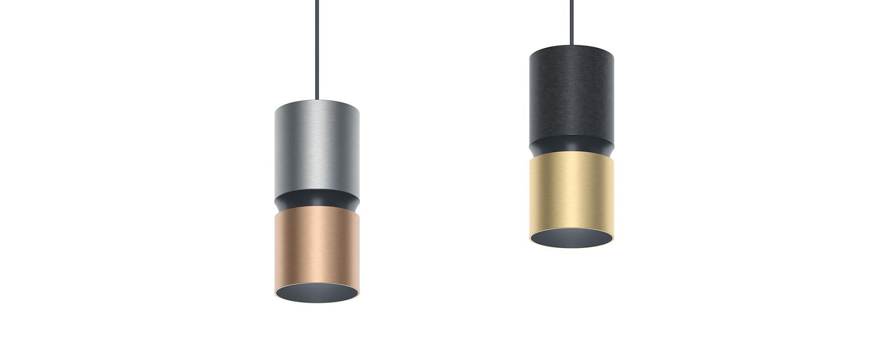 Atrium double focus - Pendant luminaires