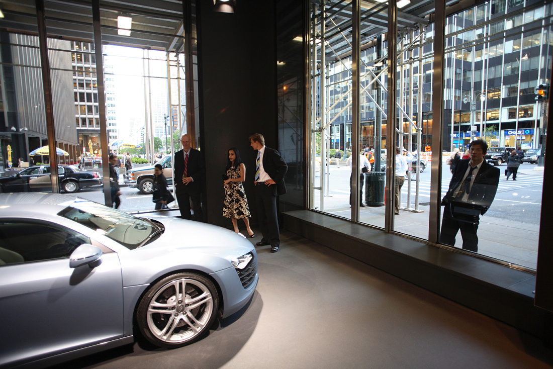 Audi Forum Manhattan