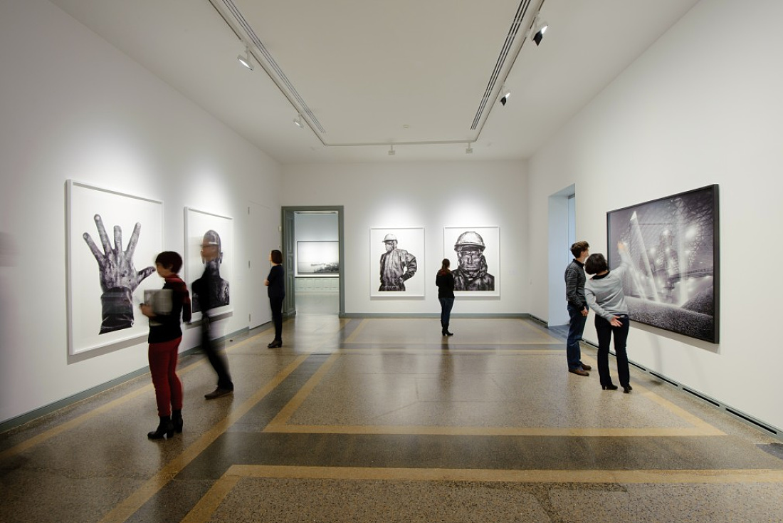 Erco Discovering Light Culture Berne Art Museum