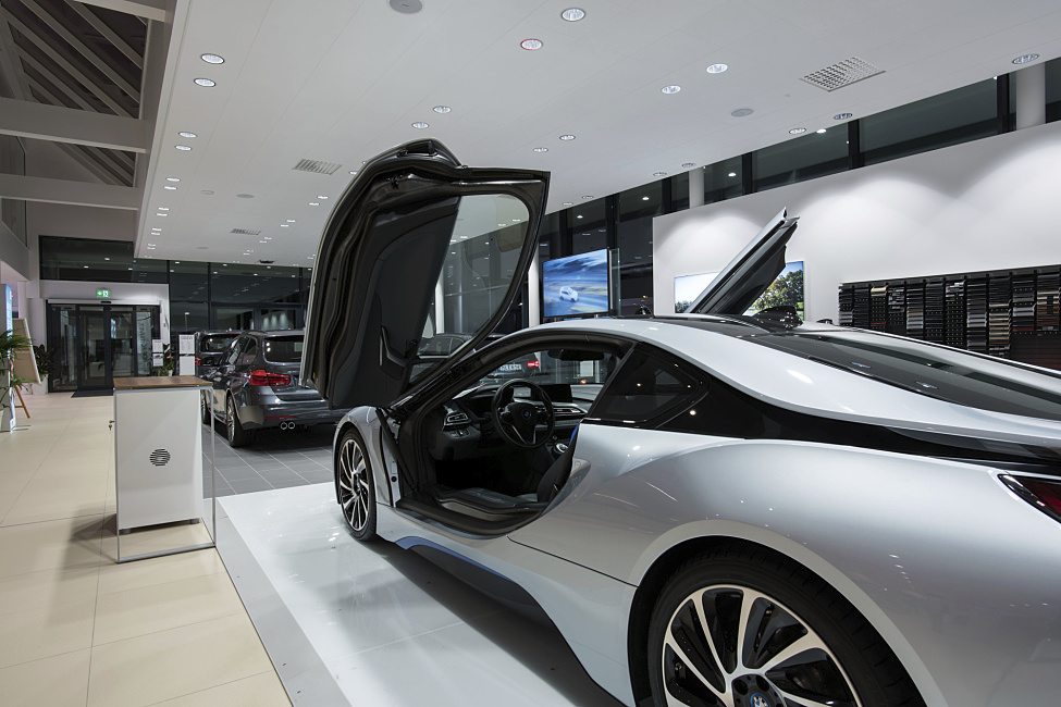 BMW Showroom, Karlstad