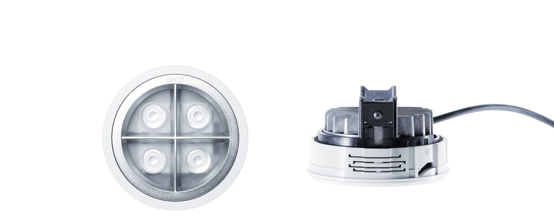 Compact - Recessed luminaires