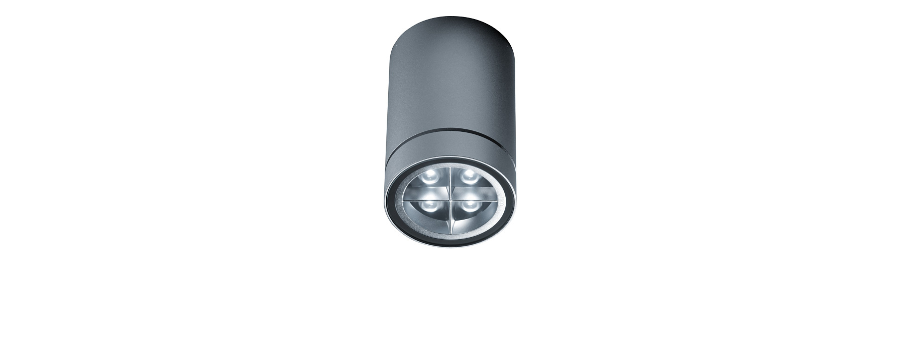 Compact - Surface-mounted luminaires