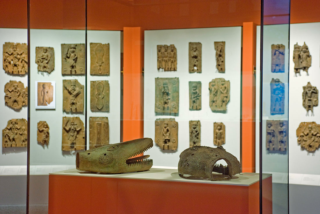 Dahlem Ethnological Museum, Africa Exhibition