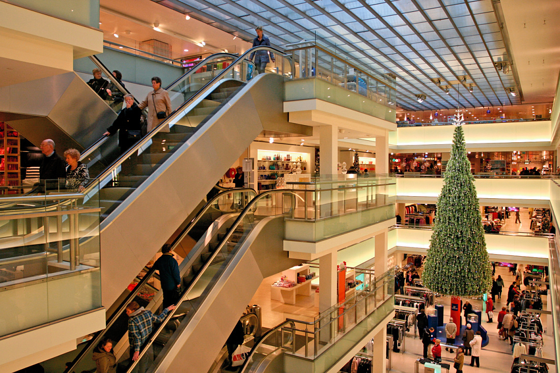 department stores We did the research so that you don't have to neiman marcus beverly hills and tj maxx are on the list see what other places made the cut.