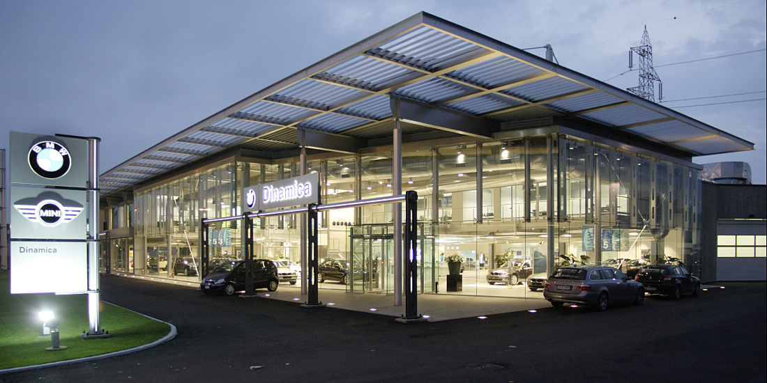 Dinamica BMW MINI dealership
