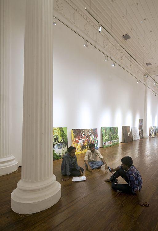 Projects Culture Durbar Hall Kochi Biennale