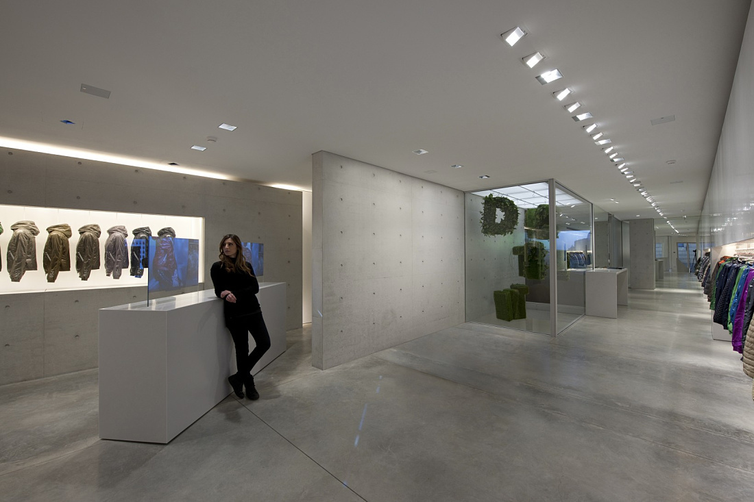 Duvetica Showroom London