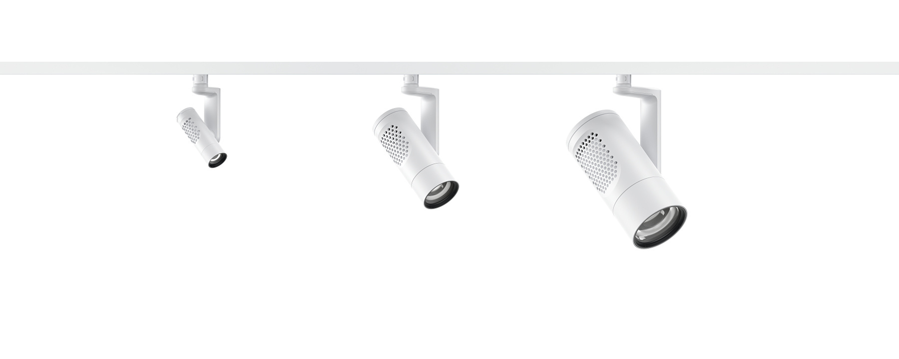 Eclipse 48V - Luminaires for track