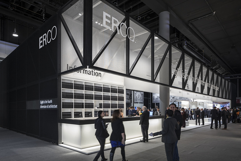 Events Erco At Light Building 2018