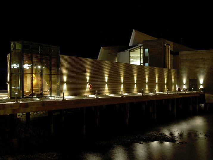 Erco service eclairage ext rieur appareils d for Lumiere exterieur facade