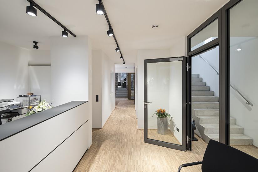 projets work faerber architekten mayence. Black Bedroom Furniture Sets. Home Design Ideas
