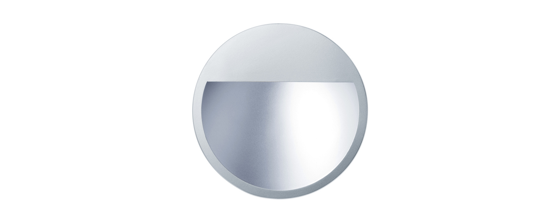 Floor washlights round - Wall-mounted luminaires