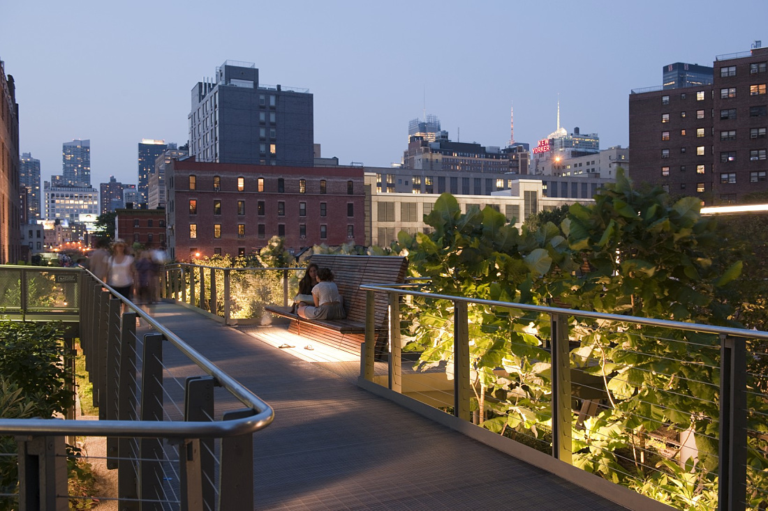 Projects Outdoor Highline Park