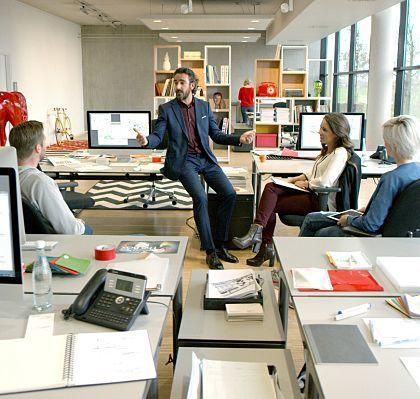 Work – Licht für Büro- und Verwaltungsgebäude