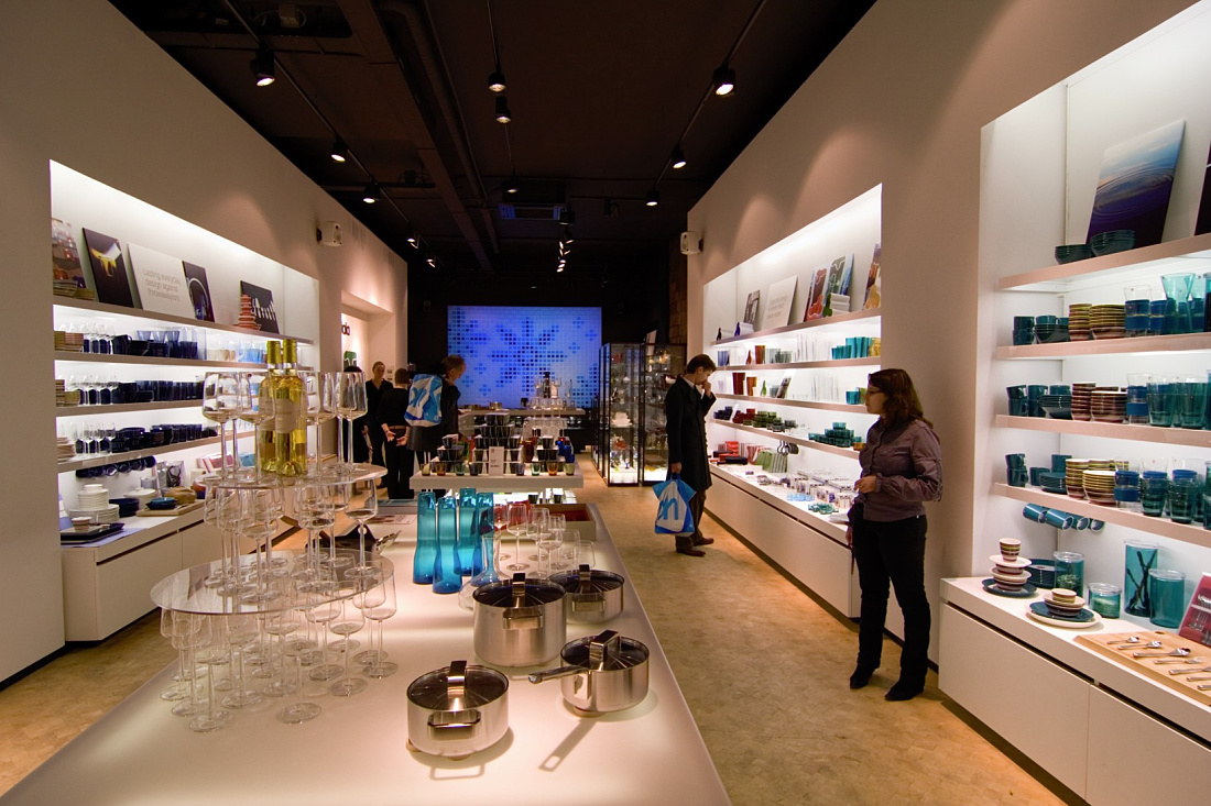 ERCO - Discovering light - Shop - Iittala flagship store