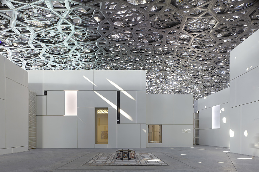 © Louvre Abu Dhabi, Photography Roland Halbe – Architect: Jean Nouvel