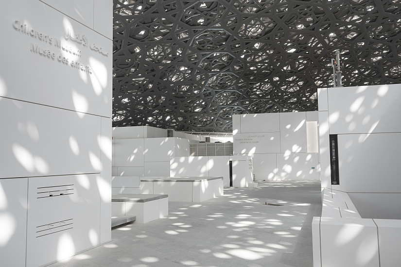 © Louvre Abu Dhabi, Photography Mohamed Somji – Architect: Jean Nouvel