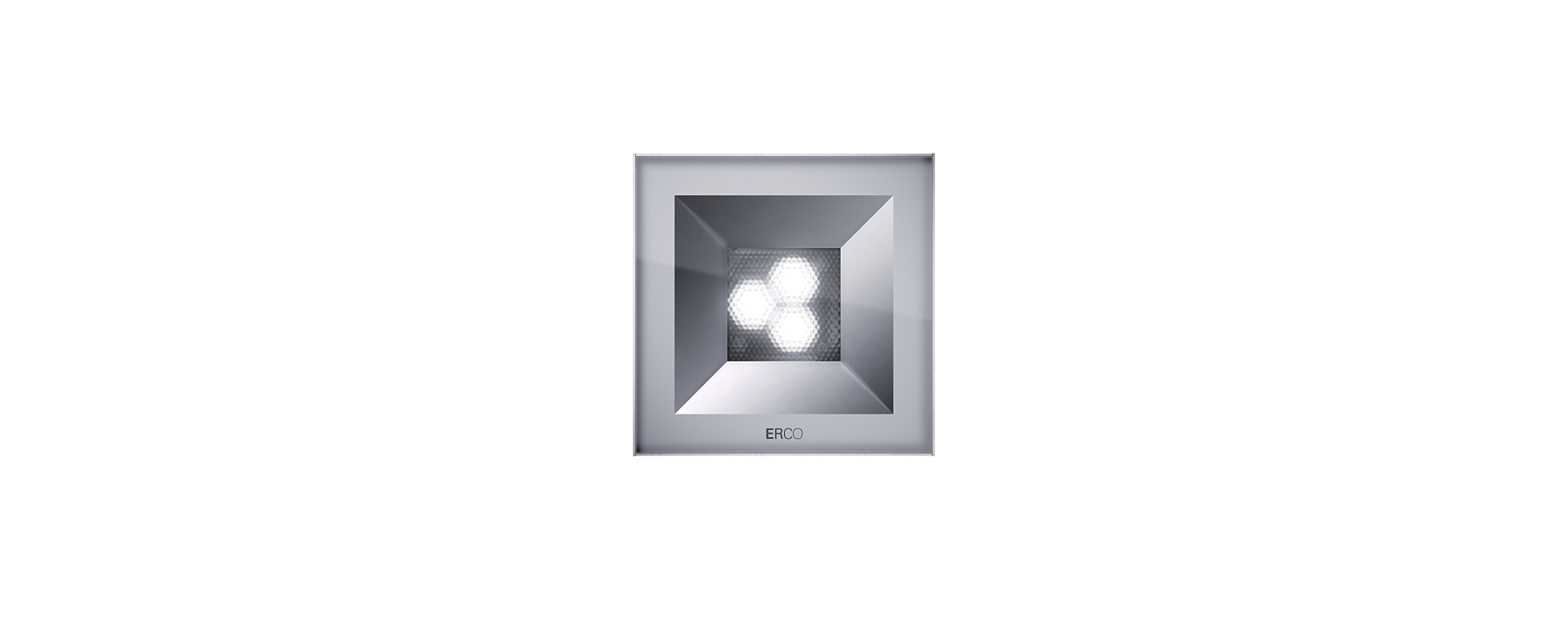 Nadir IP67 square - Recessed floor luminaires