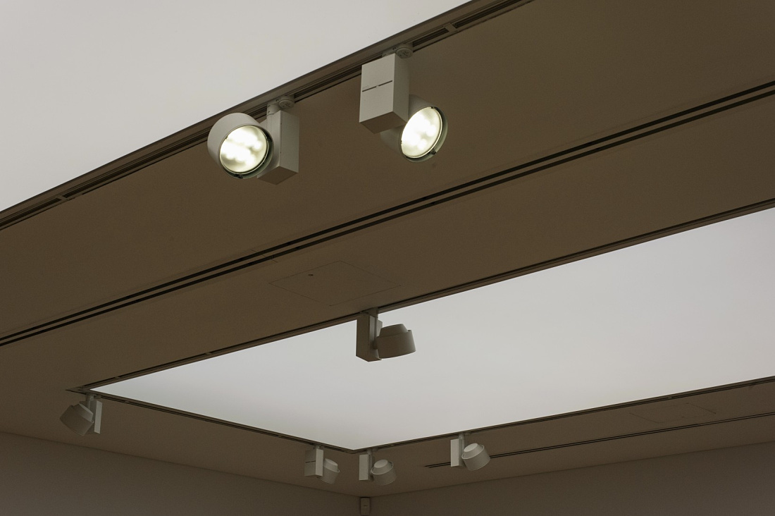 museum track lighting. Classic Gallery Lighting, Re-interpreted With LED Technology From ERCO: The Renovated Halls Combine Light Ceiling Elements All-round Track, Museum Track Lighting L