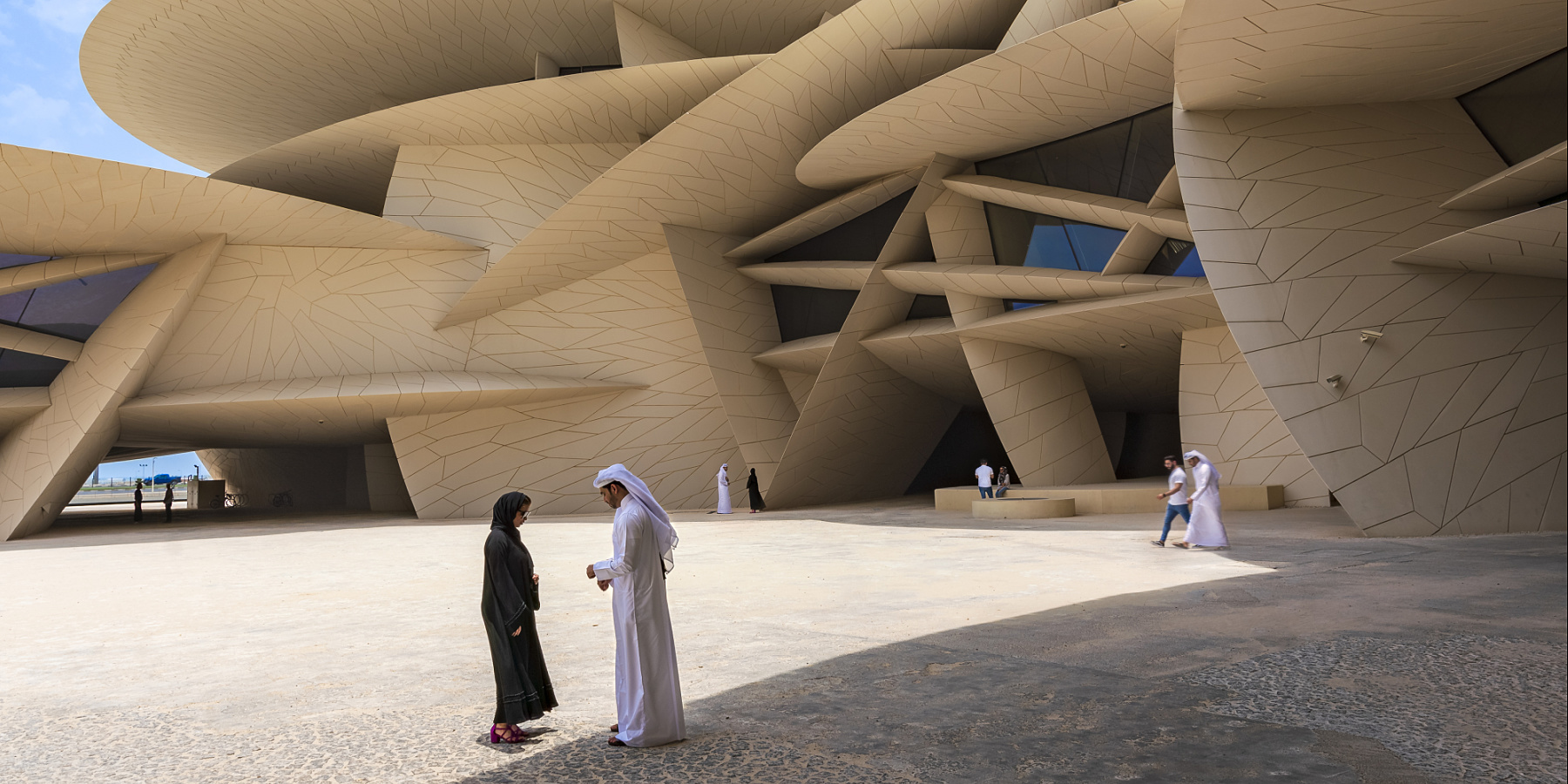 New National Museum of Qatar, Doha, Qatar