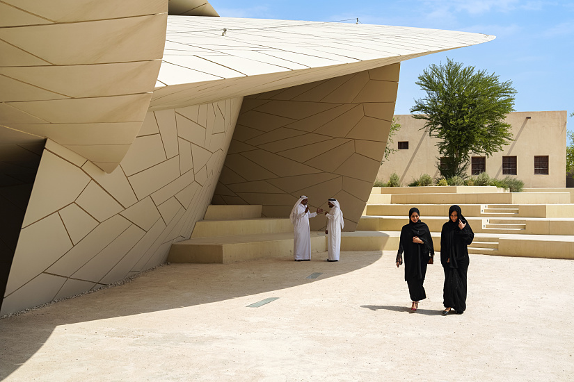 New National Museum of Qatar