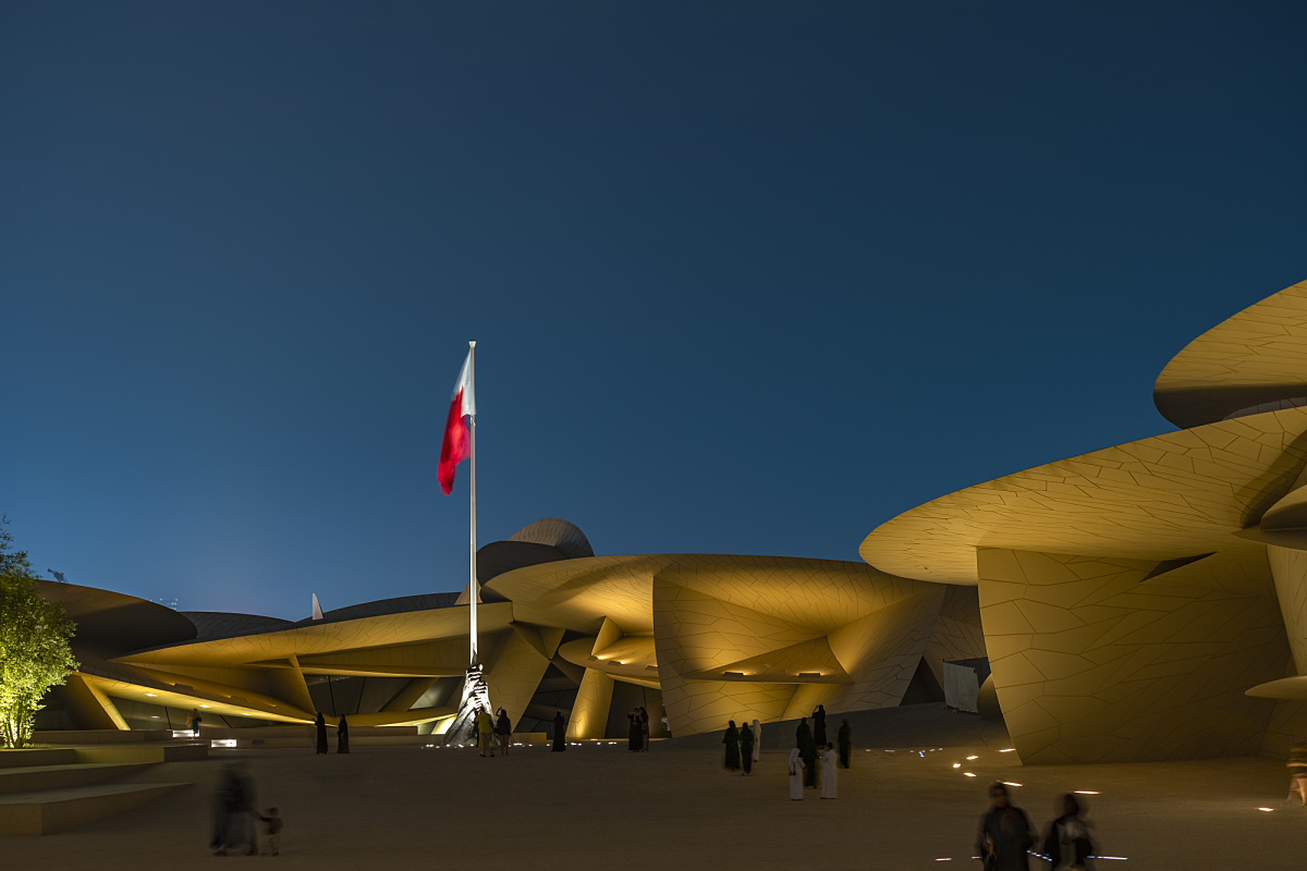 New National Museum of Qatar / Interview with Koichi Takada