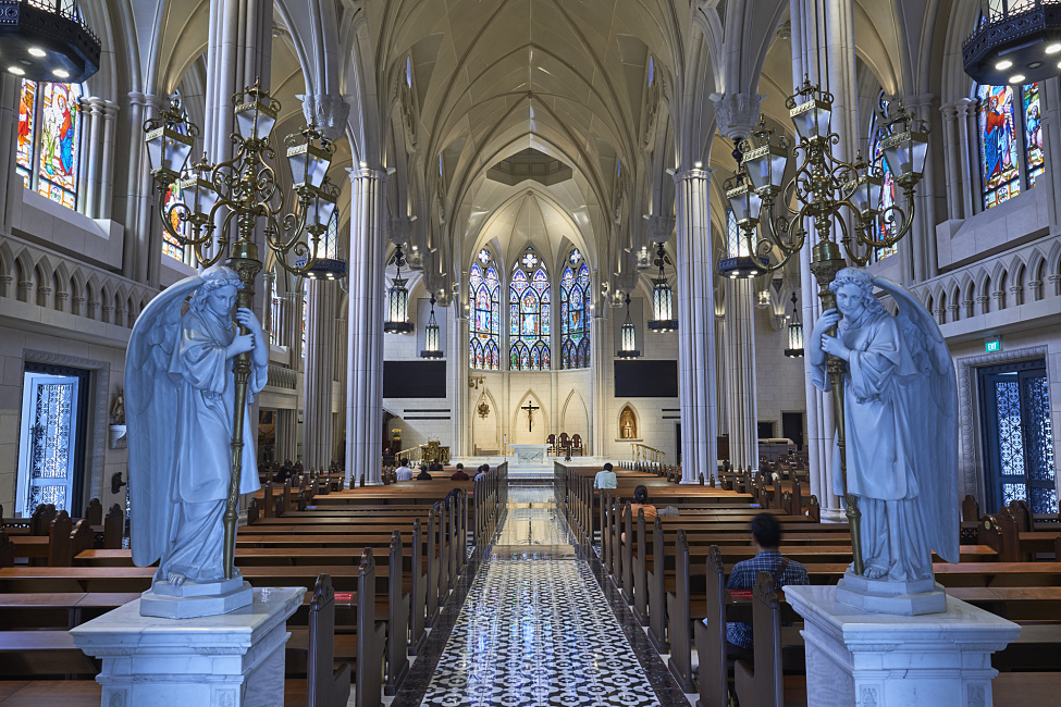 Novena Church, Singapore