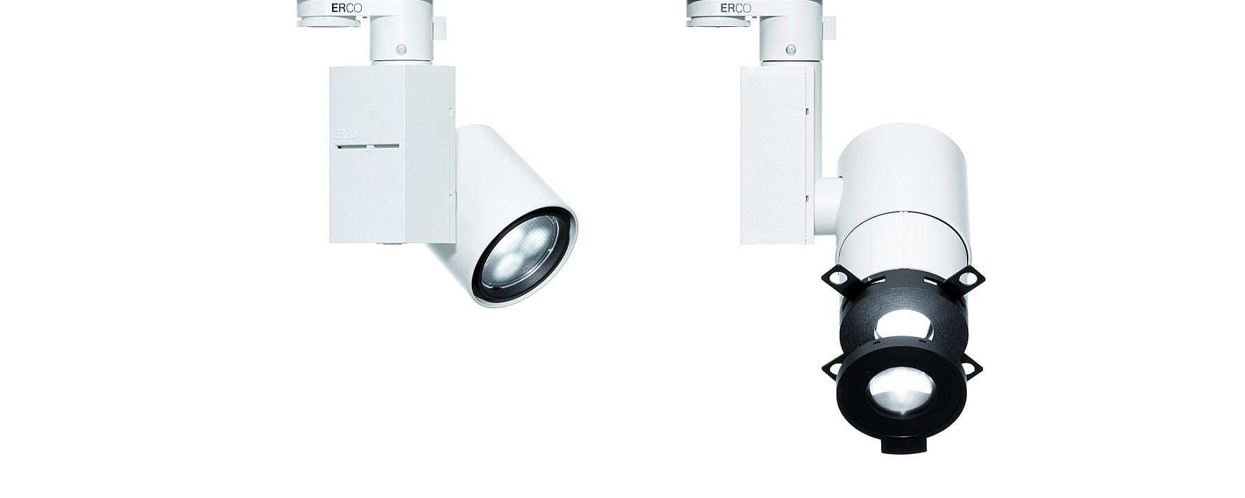 Binnenverlichting - Armaturen voor spanningsrails - Optec