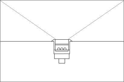 Erco service illuminazione di ambienti interni for Apparecchi di illuminazione per bungalow