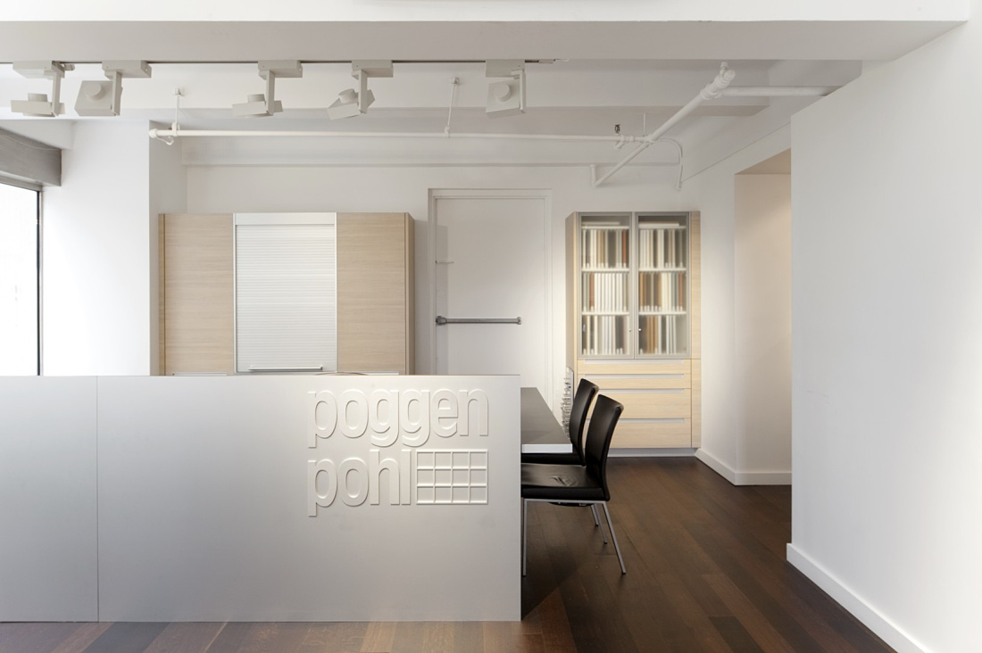 Showroom Poggenpohl, Park Avenue