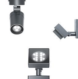 Projectors, floodlights and wallwashers