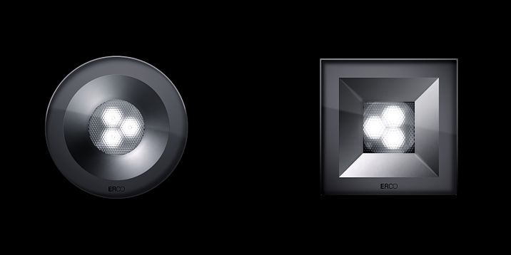 Recessed floor luminaires 74