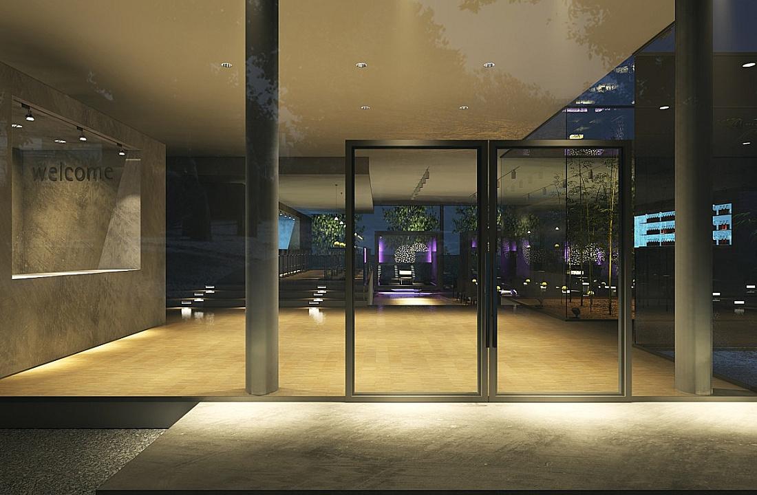 Erco service design examples indoor restaurant