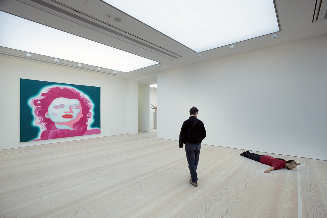 Saatchi Gallery, Duke of Yorks HQ