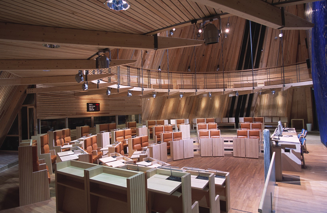 Sámediggi - the Sámi parliament