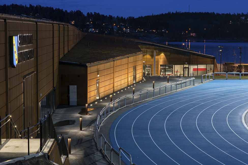 Sollentuna Friidrottshall Sports Center