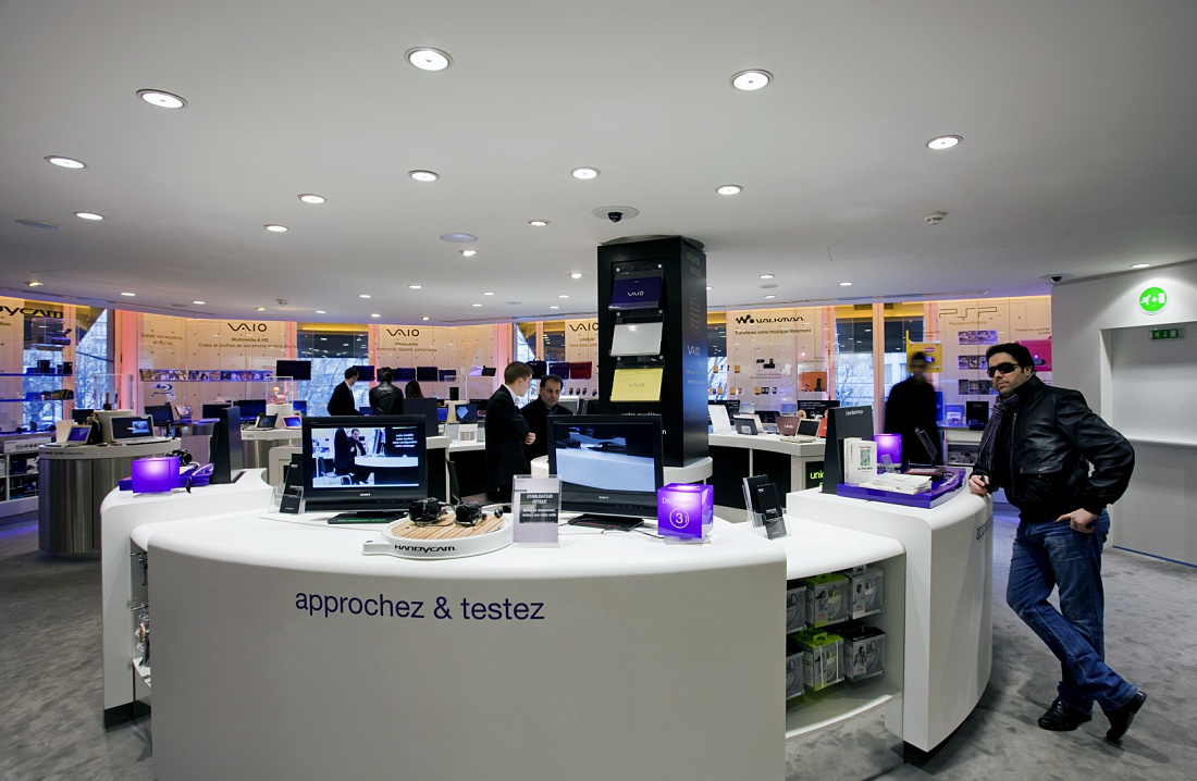 Sony Style Flagship Store