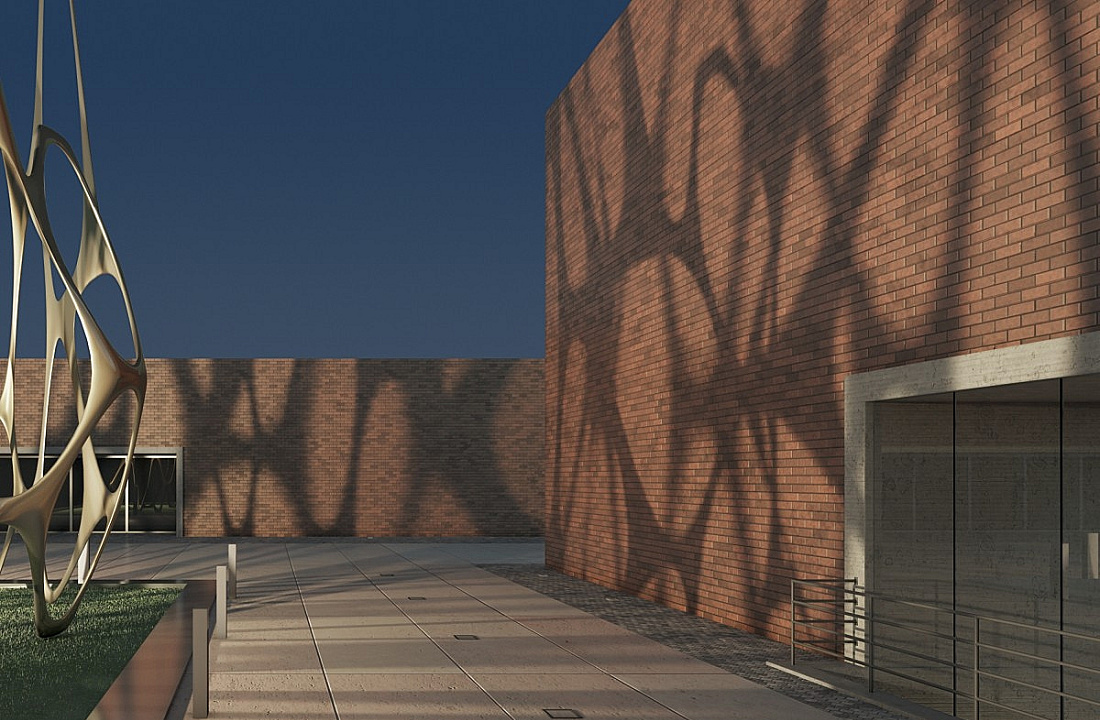 lighting patterns. Spatial Patterns And Lighting