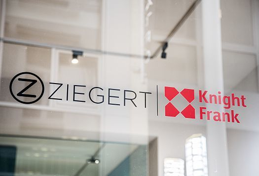 « Spot-on » : ZIEGERT Knight Frank, Francfort