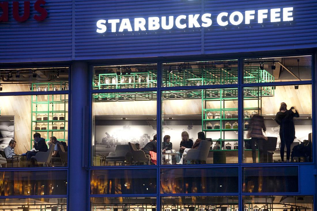 Projects Hospitality Starbucks Coffee House Berlin