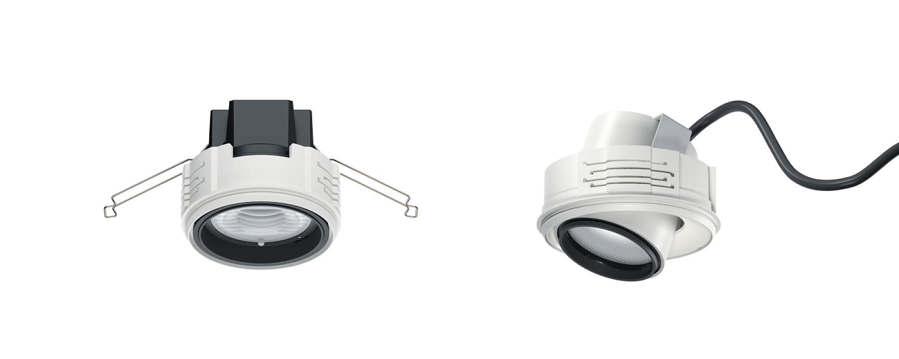 Starpoint - Recessed spotlights, recessed floodlights and recessed wallwashers
