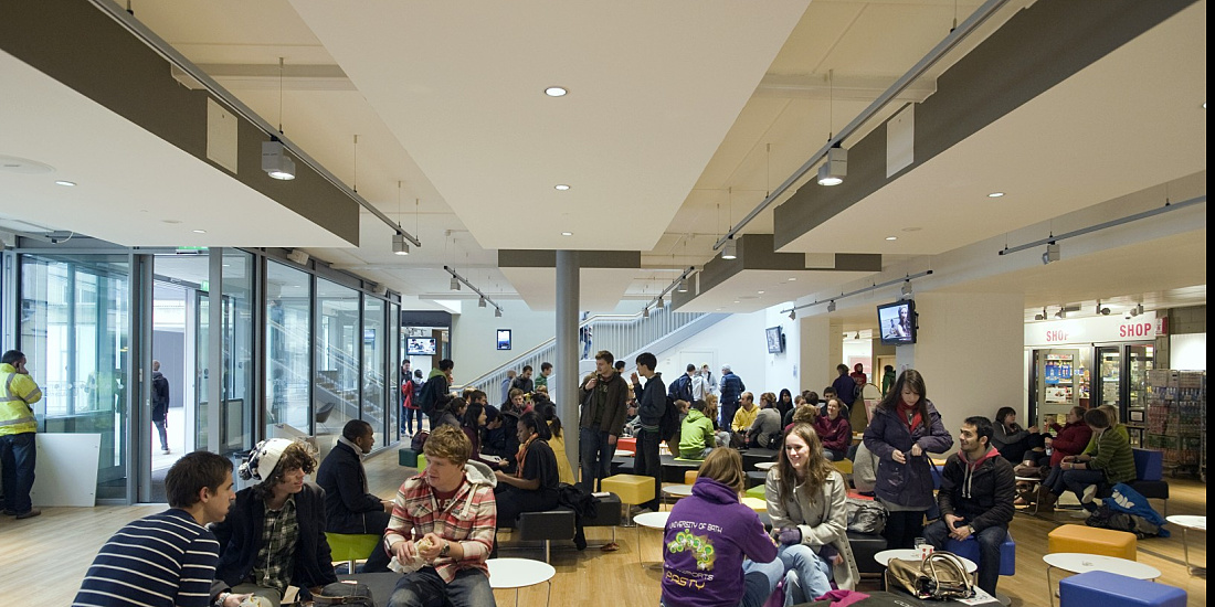 Students Union, University of Bath